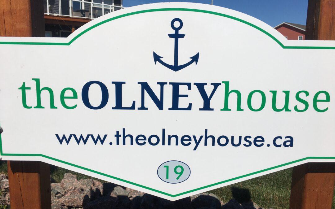 The Olney House