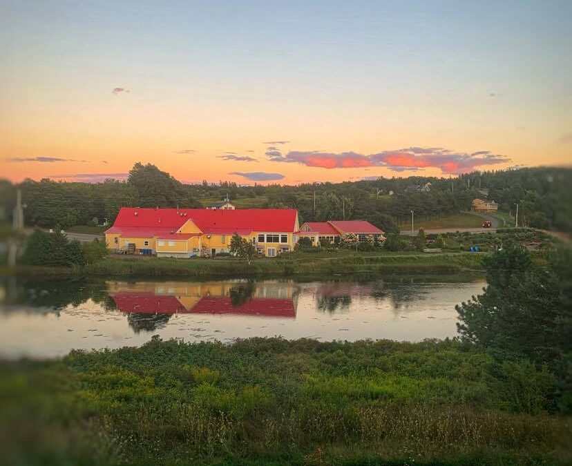 Staycation on PEI's North Shore with Rebecca Sly