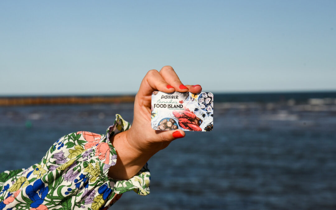 8 Ways to Redeem your Canada's Food Island gift card
